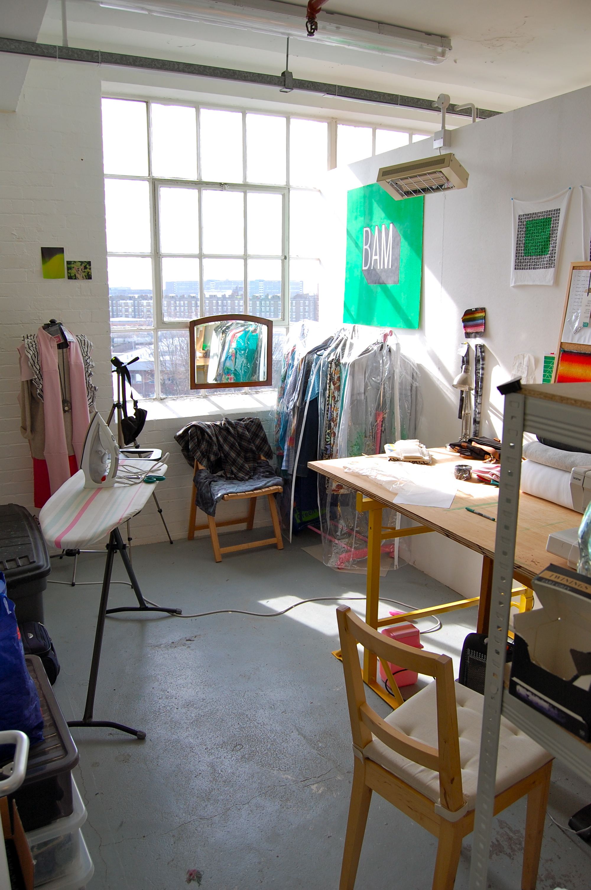 London Art studio